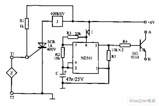 >>正反向双向调速直流电机驱动电路图