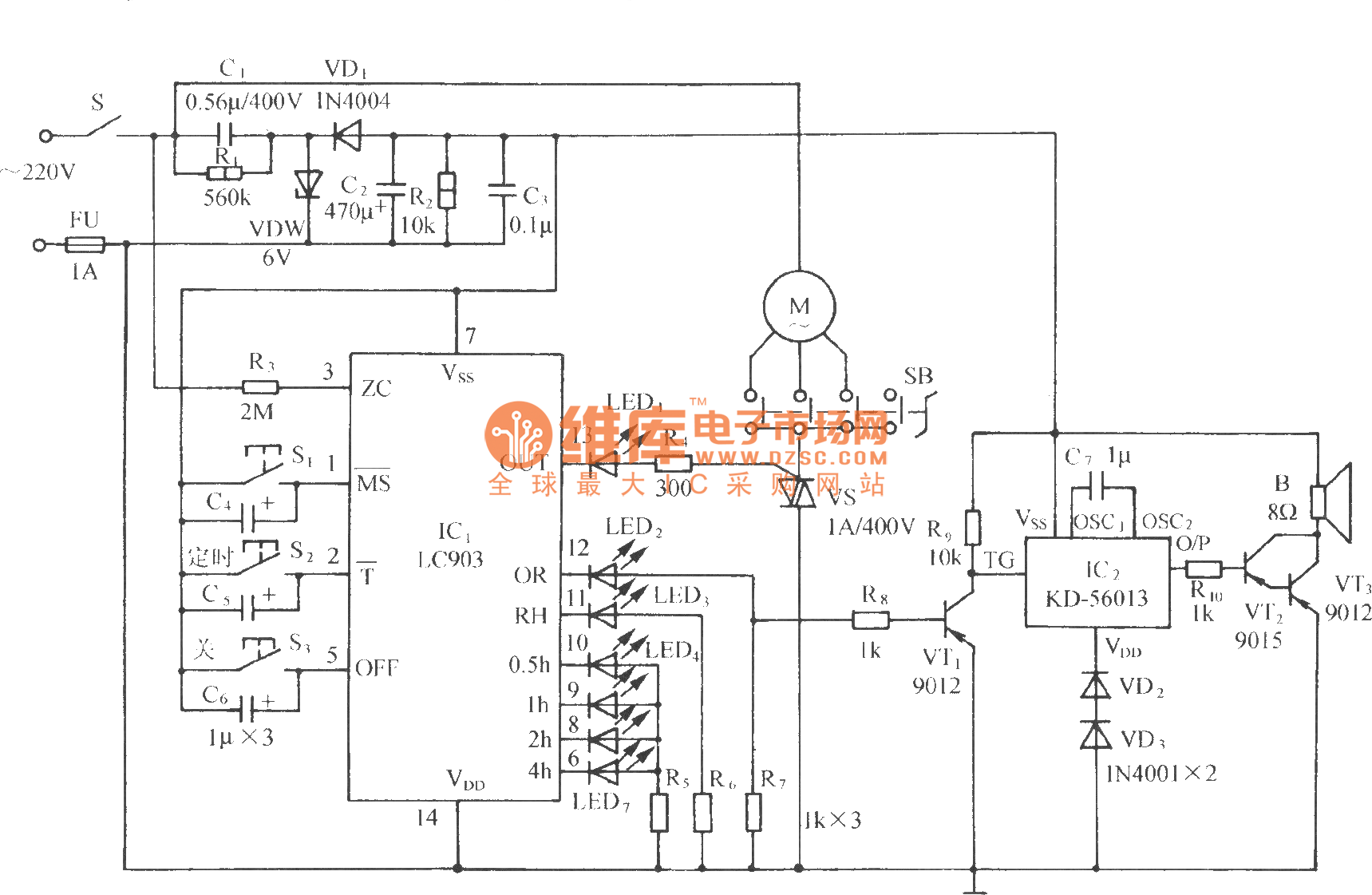 电路 电路图 电子 原理图 1719_1121
